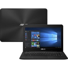 "Foto Notebook Asus Z450LA Intel Core i3 5005U 14"" 4GB HD 1 TB 5ª Geração"
