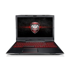 "Foto Notebook Avell Titanium G1513 MX5 Intel Core i5 7300HQ 15,6"" 8GB HD 1 TB GeForce GTX 1050 Ti SSD 8 GB"