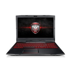 "Foto Notebook Avell Titanium G1513 MX7 Intel Core i7 7700HQ 15,6"" 16GB HD 1 TB GeForce GTX 1050 Ti SSD 256 GB 7ª Geração"