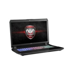 "Foto Notebook Avell Fullrange G1745 Iron V4 Intel Core i7 7700HQ 17,3"" 16GB HD 1 TB GeForce GTX 970M Híbrido"