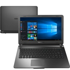 "Foto Notebook Compaq CQ21 Intel Core i3 5015U 14"" 4GB HD 500 GB Windows 10"
