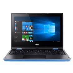 "Foto Notebook Conversível Acer Aspire R Intel Pentium N3710 4GB de RAM HD 500 GB 11,6"" Touchscreen Windows 10 Home R3-131T-P7PY"