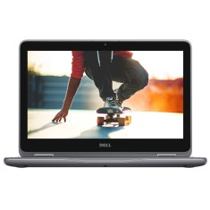"Foto Notebook Dell I11-3168-A10 Intel Pentium N3710 11,6"" 4GB HD 500 GB Windows 10 Touchscreen"