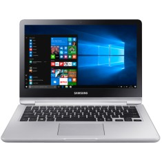 "Foto Notebook Samsung NP740U3M Intel Core i5 7200U 13,3"" 4GB HD 500 GB Touchscreen"