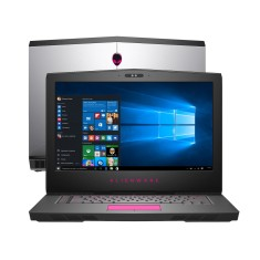 "Foto Notebook Dell AW-15R3-A50 Intel Core i7 6700HQ 15,6"" 16GB HD 1 TB Híbrido"