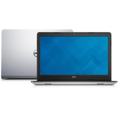 "Foto Notebook Dell i15-5557-D10 Intel Core i5 15,6"" 8GB HD 1 TB GeForce 930M"