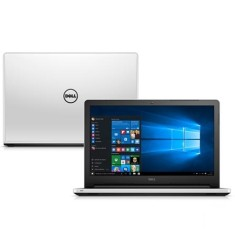 "Foto Notebook Dell i15-5558-A50 Intel Core i7 5500U 15,6"" 8GB HD 1 TB GeForce 920M"
