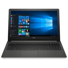 "Foto Notebook Dell i15-5566-A70B Intel Core i7 7500U 15,6"" 8GB HD 1 TB Radeon R7 M440"