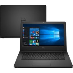 "Foto Notebook Dell I14-5452-B03P Intel Pentium N3700 14"" 4GB HD 500 GB"