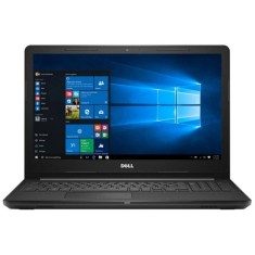 "Foto Notebook Dell i3567-3629BLK-PUS Intel Core i3 7100U 15,6"" 6GB HD 1 TB Windows 10 7ª Geração"