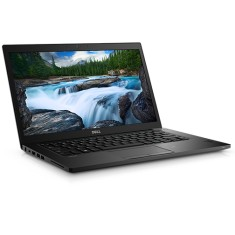 "Foto Notebook Dell 7480 Intel Core i7 7600U 14"" 8GB SSD 256 GB Windows 10 Latitude"