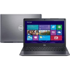 "Foto Notebook Dell V14T-5480-B20 Intel Core i5 5200U 14"" 8GB SSD 480 GB GeForce 830M"