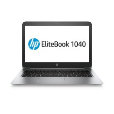 "Foto Notebook HP 1040 G3 Intel Core i5 6200U 14"" 8GB HD 256 GB Windows 10 Home EliteBook"