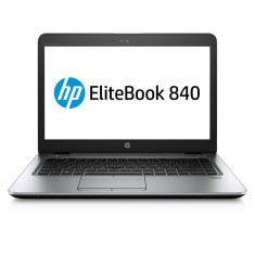"Foto Notebook HP 840 G3 Intel Core i7 6600U 14"" 8GB HD 500 GB Windows 10 Home EliteBook"