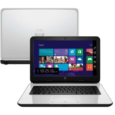 "Foto Notebook HP 14-r050br Intel Celeron N2830 14"" 4GB HD 500 GB"
