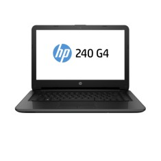 "Foto Notebook HP 240 G4 Intel Core i3 5005U 14"" 4GB HD 500 GB 5ª Geração"