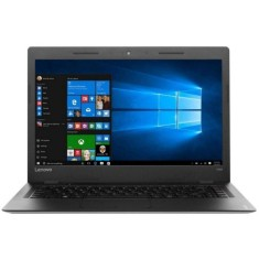"Foto Notebook Lenovo IdeaPad 100 Intel Celeron N3060 2GB de RAM SSD 32 GB 14"" Windows 10 100S-14IBR"