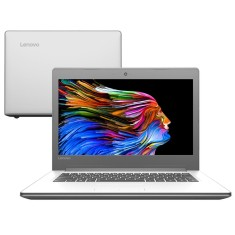 "Foto Notebook Lenovo IdeaPad 300 Intel Core i3 6100U 4GB de RAM HD 500 GB 14"" Linux 310"