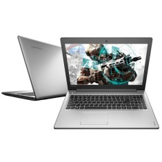"Foto Notebook Lenovo 310 Intel Core i5 6200U 15,6"" 8GB HD 2 TB GeForce 920MX"