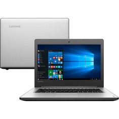 "Foto Notebook Lenovo 310 Intel Core i7 6500U 14"" 12GB SSD 480 GB Windows 10 Home IdeaPad"