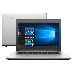 "Foto Notebook Lenovo 310 Intel Core i7 6500U 15,6"" 12GB HD 1 TB GeForce 920MX"