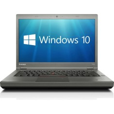 "Foto Notebook Lenovo T440P Intel Core i5 4300M 14"" 4GB HD 500 GB"