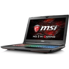 "Foto Notebook MSI GT62VR Intel Core i7 7700HQ 15,6"" 32GB HD 1 TB GeForce GTX 1070 SSD 500 GB"