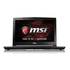 "Foto Notebook MSI GE72 Intel Core i7 7700HQ 17,3"" 32GB HD 1 TB GeForce GTX 1070 SSD 500 GB"