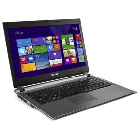 "Foto Notebook Positivo S6125 Intel Core i3 3217U 14"" 4GB HD 750 GB"