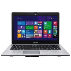 "Foto Notebook Positivo XR7580 Intel Core i3 4005U 14"" 8GB HD 1 TB"
