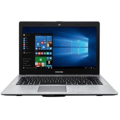 "Foto Notebook Positivo XR7556 Intel Core i3 5005U 14"" 4GB HD 500 GB Windows 10 Home Premium"