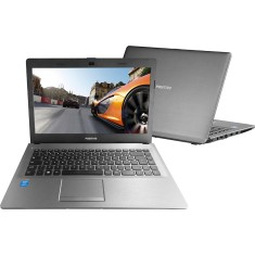 "Foto Notebook Positivo XR9430 Intel Core i7 4510U 14"" 8GB HD 1 TB"