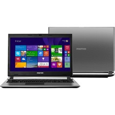 "Foto Notebook Positivo S6220 Intel Core i3 3217U 14"" 8GB HD 750 GB"