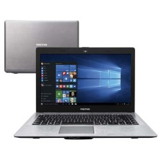 "Foto Notebook Positivo XR3520 Intel Celeron N2806 14"" 2GB HD 500 GB"
