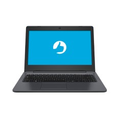 "Foto Notebook Positivo XCi7660 Intel Core i3 6006U 14"" 4GB HD 1 TB Linux Stilo"