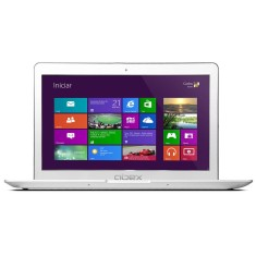 "Foto Notebook Qbex Ux400 Intel Core i5 3317U 14"" 4GB HD 500 GB Windows 8 Velocidade do Processador 1,7 GHz"