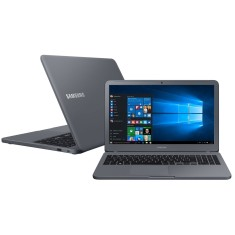 "Foto Notebook Samsung X55 Intel Core i7 8550U 15,6"" 12GB HD 1 TB GeForce MX110 Windows 10"