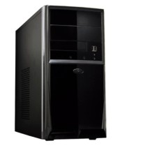 Foto PC Desk Tecnologia X1200WB V3 Xeon E3-1231 8 GB 1 TB Windows 7 Professional DVD-RW