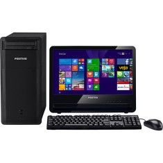 Foto PC Positivo DR3015 Intel Celeron J1800 2 GB 500 Windows 8.1 DVD-RW