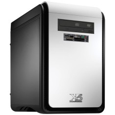 Foto PC X5 4136 Intel Core i3 4150 8 GB 1 TB Windows 8.1 GeForce GTX 650