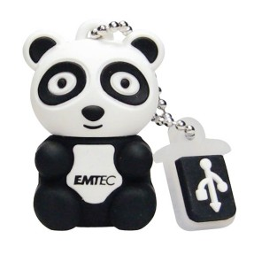 Foto Pen Drive Emtec Animals The Zoo 4 GB USB 2.0 M310