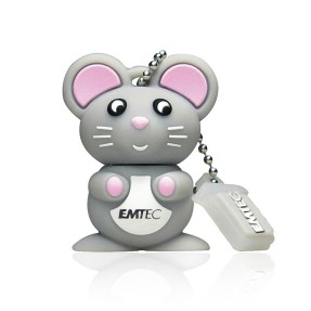 Foto Pen Drive Emtec Animals The Zoo 8 GB USB 2.0 M310 Panda