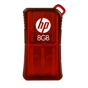 Foto Pen Drive HP 8 GB USB 2.0 FD4GBHP165