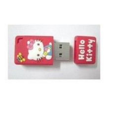 Foto Pen Drive Importado 4 GB USB 2.0 Embo Mini Hello Kitty