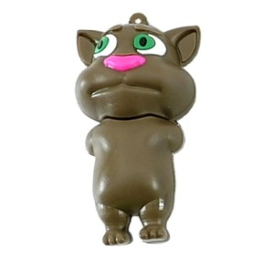 Foto Pen Drive Importado 4 GB USB Talking Tom Cat