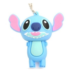 Foto Pen Drive Importado 8 GB USB Stitch