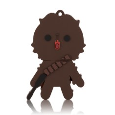 Foto Pen Drive Multilaser 8 GB USB 2.0 Chewbacca PD041