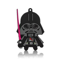Foto Pen Drive Multilaser 8 GB USB 2.0 Darth Vader PD035