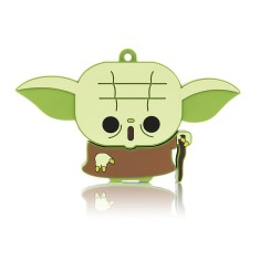 Foto Pen Drive Multilaser 8 GB USB 2.0 Yoda PD037