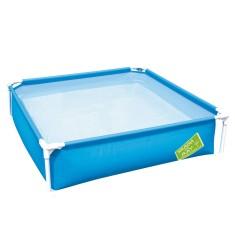 piscina infl vel arma o de 301 a 500 litros esporte e lazer comparar pre o de piscina. Black Bedroom Furniture Sets. Home Design Ideas